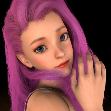 E-game girl