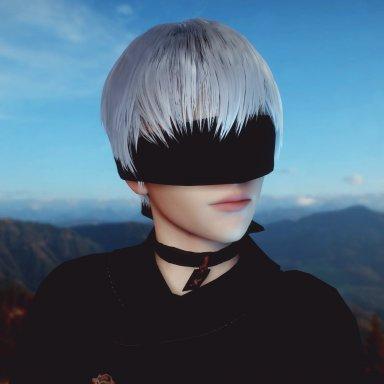 9S Hair