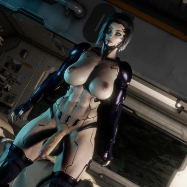 Cyborg Futa Emily