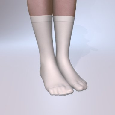 Shin High Socks