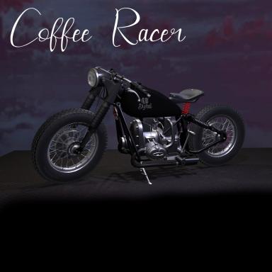 Coffee Racer Bike