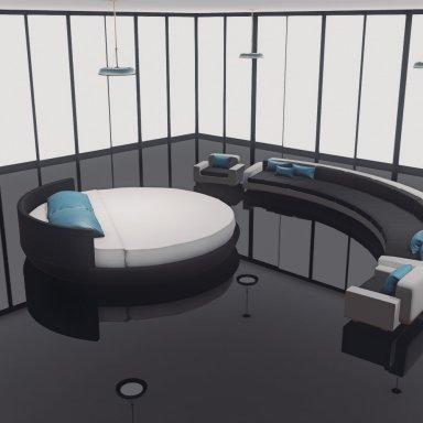 Random room [Free Stuff] [Scene+Asset]