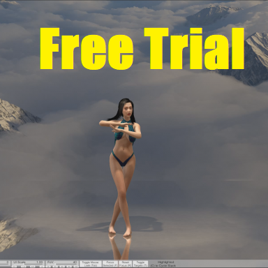 MMD VMD Player Free Trial
