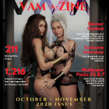 VaM-a-Zine: October / November 2020 Edition