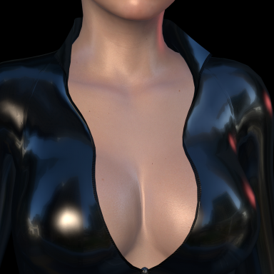 Cloudcover Bust Morph 01