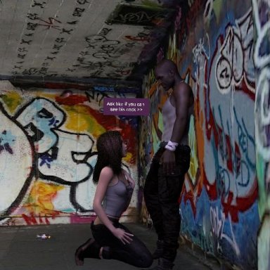 Skater Girl Lessons: How to give head
