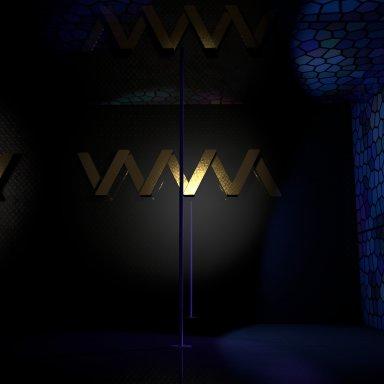 VaM dance room