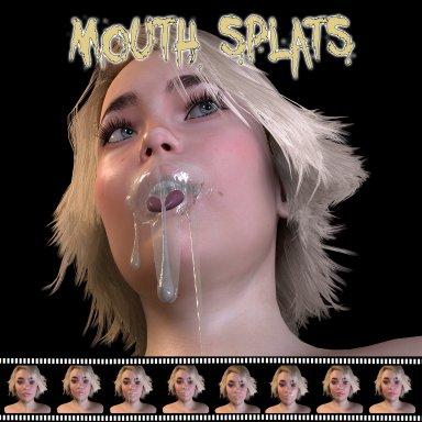 Mouth splats