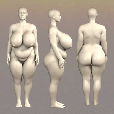 Big 8 (Body Morph & breast Physics)