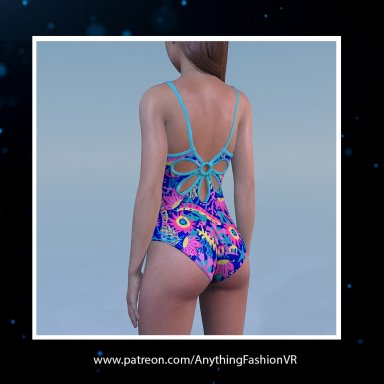 Realistic Swimsuit 01
