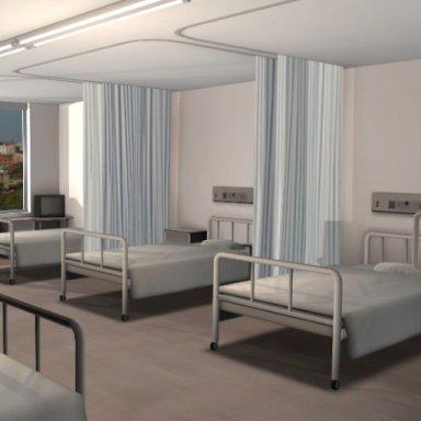 mmd Hospital Ward