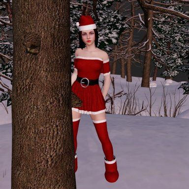 Santa Costume Mega Bundle by Yashiro Amamiya