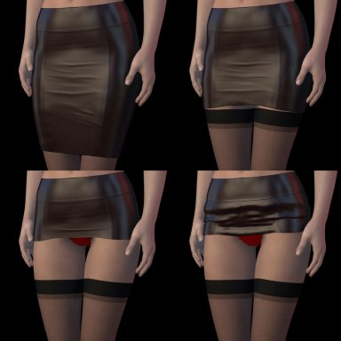 Cloudcover's Skirt 1