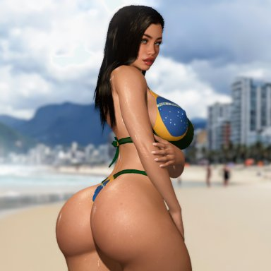 The Brazilian Booty