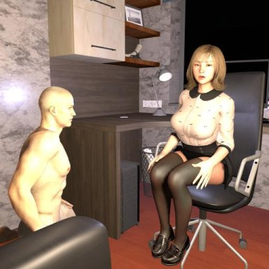 JOI in master's office