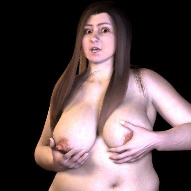 real fat woman