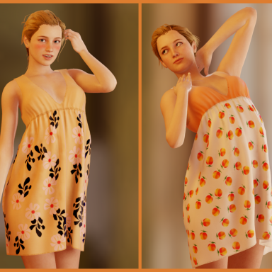 Nessy Summer Dress