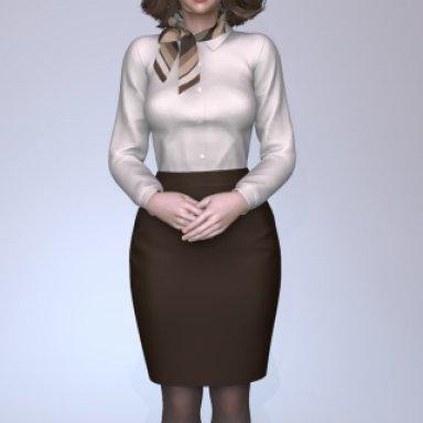 OL01 Set (Office Lady Set 01)