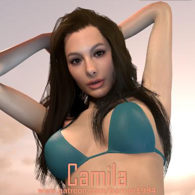 Beauty pageant No.2: Camila
