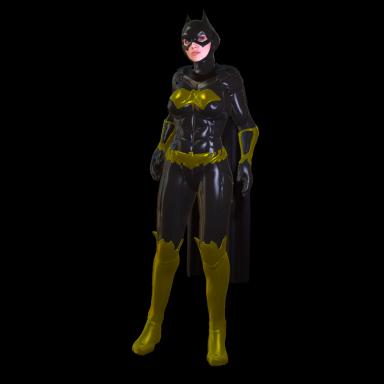 Batgirl Clothing