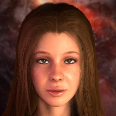 Model & Insta Girl Alva (V2)