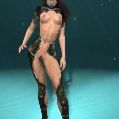 Overwatch D.Va Bodysuit Lewd version
