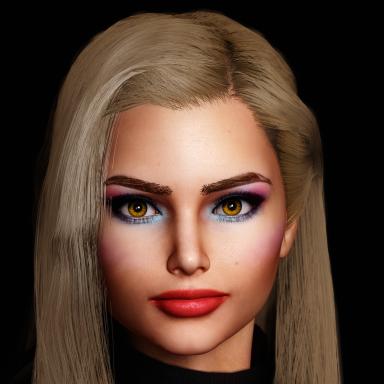 RenVR Luci Makeup Textures