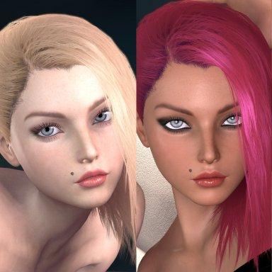[Look] Mia2.0 & 2.1