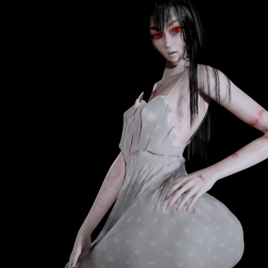 Female ghost(Zhen)