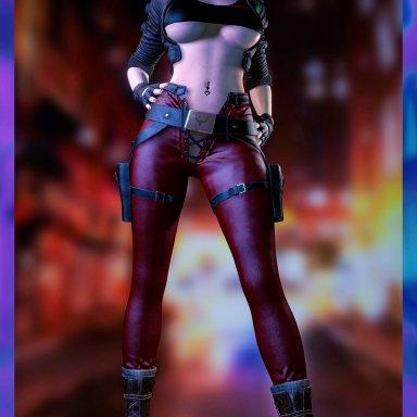 [Cyberpunk] CP Outfit