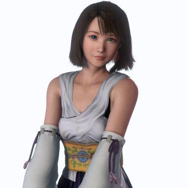 [Look] Yuna