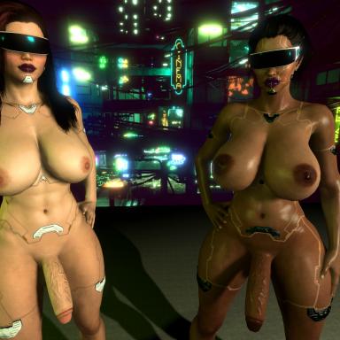 Cyberpunk appearance