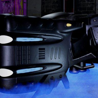 Cyberpunk Speeder