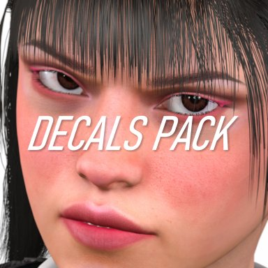[PlaysimDan3D] Decals Pack