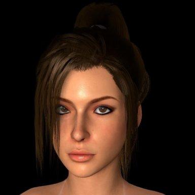 Lara Look Alike