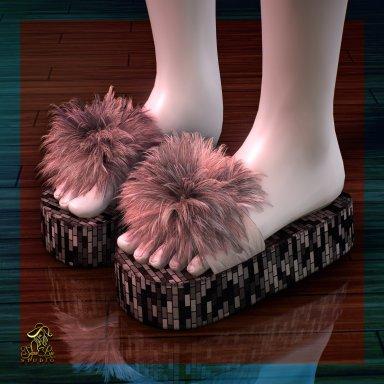 BadBalance® Modular Slippers