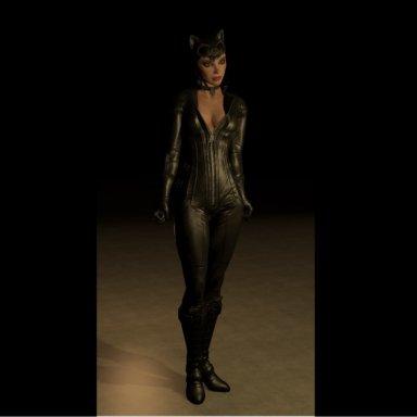 Animated CUA Catwoman