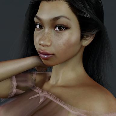 Asian model 05