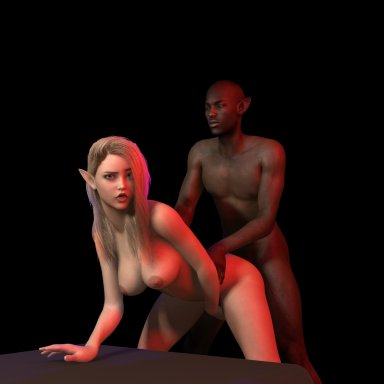 Elves Love Sex - Mocap Scene