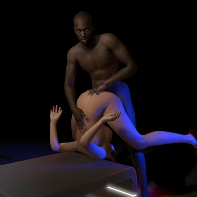 The Acrobat - Motion Capture sex scene