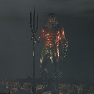 Aquaman CUA