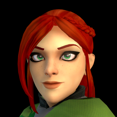 Cassie from Paladins