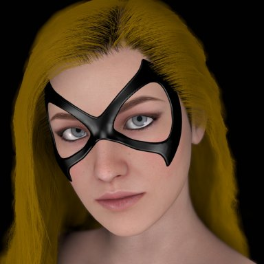 Ms. Marvel Mask