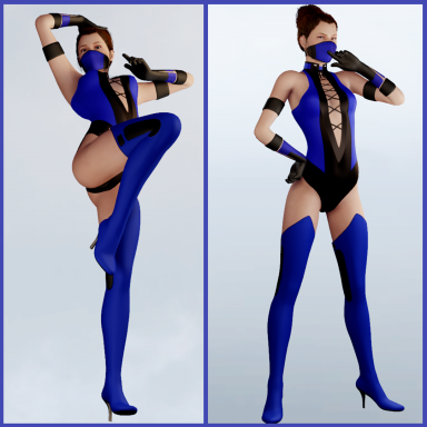 Kitana Set - 5 items