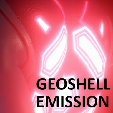 Geoshell Skin Emission