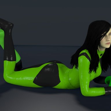 Shego Outfit from Kim Possible
