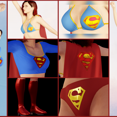 Super Girl Pack - 6 Items
