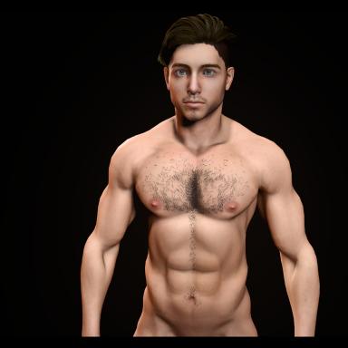 Male Model Jack