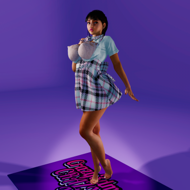 Crazy3dmodeler Lilly_THICC