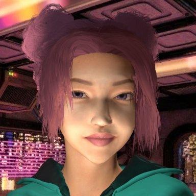CodeMiko Look-A-Like